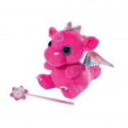 Zapf Creation 822418 Baby Born - Bébé Dragon Rose
