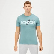 Myprotein London Limited Edition T-Shirt - XXL - Blue