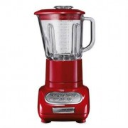 kitchenaid Blender Artisan 38,5 cm 550 W et bols 1,5 L et 0,75 L rouge 5KSB5553EER kitchenaid