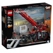 Lego Technic 42082, Terrängkran
