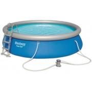 Bestway Snabb Set Pool 12.362L 457x107 - Bestway Swimming Pool 57294