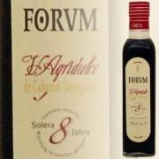 Augustus Forum, El Vendrell FORUM Cabernet Sauvignon Essig Agridulce 8 Jahre 05 L Augustus Forum