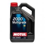 MOTUL 2000 Multigrade 20W-50 5L motorolaj