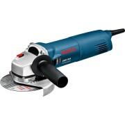 Polizor unghiular Bosch Professional GWS 1000, 1000 W, 11.000 rpm, Diametru disc 125 mm, Albastru, 0601828800