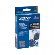 """Tinteiro Brother Original LC980 Preto (LC980BK)"""