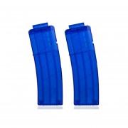 Clips De Balas Nerf N-strike Pistolas De Juguete-Multicolor