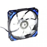 Вентилатор 120 mm ID-Cooling PL-12025-B , 4-пинов, 2200rpm, син