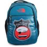 The North Face 16 inch Expandable Laptop Backpack(Blue)