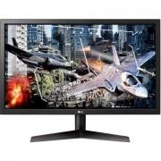 LG gaming-monitor 24GL600F - 194.05 - zwart