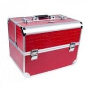 geanta manichiurista profesionala model mare rosie