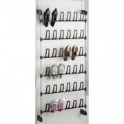 Compactor deur-schoenenrek voor 18 paar