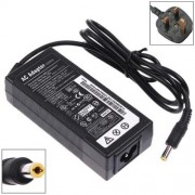 UK Plug AC Adapter 20V 3.25A 65W for Lenovo Notebook Output Tips: 5.5 x 2.5mm