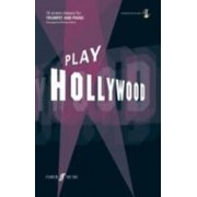 Play Hollywood : 10 screen classics for trumpet and piano