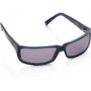 Police Rectangular Sunglasses(Grey)