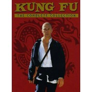 Warner Home Video Kung Fu - Kung Fu: Complete Collection [DVD] USA import