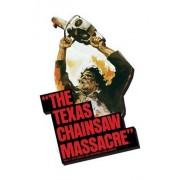 AQUARIUS ENT Texas Chainsaw Massacre Art Magnet Magneti