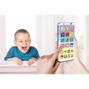 Qingdao Sihaihuifeng Trade LTD t/a YelloGoods Kid's Educational Phone Toy - Lights and Music!