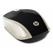 HP 200, черен/златист