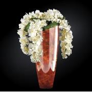 Aranjament floral mare OSLO RADICA, maro 130cm