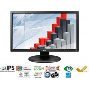 Monitor 23'' LED LG 23MB35PM-B, IPS, 5ms, 250cd/m2, 10.000.000:1, DVI, D-SUB, crni