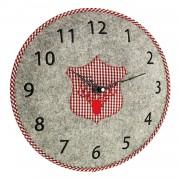 Стенен часовник от филц, елен - 60.3025.10