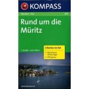 - Rund um die Müritz: 1 : 50 000. 2-teiliges Set, GPS-genau - Preis vom 18.10.2020 04:52:00 h