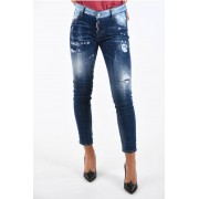 Dsquared2 Jeans COOL GIRL Distressed taglia 40