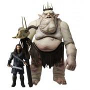 "The Bridge Direct Hobbit Goblin King with Thorin 3.75"" Battle Pack"