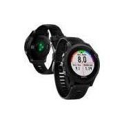 Relógio Monitor Cardíaco De Pulso Gps Garmin Forerunner 935 Preto