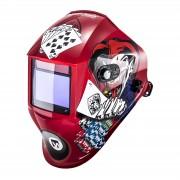 Máscara de Soldar - Pokerface - SÉRIE PROFESSIONAL