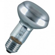 Bec incandescent E27 R63 60W - General Electric