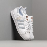adidas Superstar W Ftw White/ Periwinkle/ Copper Metalic