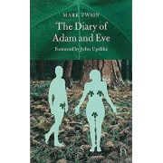 The Diary of Adam and Eve: And Other Adamic Stories, Paperback/Mark Twain