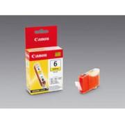 Canon Bläckpatron Canon BCI-6Y 280 sidor gul