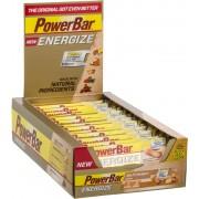 PowerBar Energize Sportvoeding met basisprijs Salty Peanut 25 x 55g geel/bruin 2018 Sportvoeding