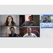 NCONX12HD1Y InFocus ConX Meeting Rooms High Definition Infocus ConX Group Videoconferencing, 1 year Video Bridge Service 12 Participiants, High Definitatio