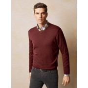 Walbusch V- Pullover Cashmere Touch