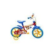 Bicicleta Colli Fireman Aro 12 com Squeeze, Azul