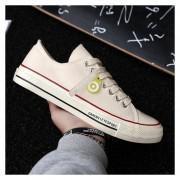 Zapatos Casual botas bajas de moda Hombre Fashion-cool-Beige