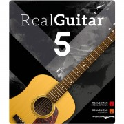 Musiclab RealGuitar 5 virtuele akoestische gitaren