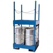 Záchytná vana paleta PS 15/4 stohovatelná