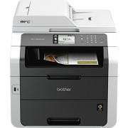 MFC-9340 A4 COLOUR MFP 1YR RTB 22PPM, 128MB RAM, USB 2, WLAN 250 SHEET, DUPLEX, SCAN, FAX