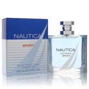 Nautica Voyage Sport For Men By Nautica Eau De Toilette Spray 3.4 Oz