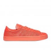 Adidas Court Vantage orange