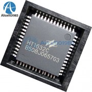 Alcoa Prime 10PCS HT1632C QFP52L HOLTEK Driver Treiber Chip LED Dot Matrix Unit Board 256