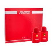 Ferrari Scuderia Ferrari Red toaletní voda pro muže dárková sada - toaletní voda 75 ml + voda po holení 75 ml