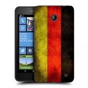 Husa Nokia Lumia 635 630 Silicon Gel Tpu Model Germany Flag