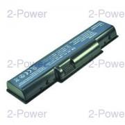 2-Power Laptopbatteri Acer 11.1V 5200mAh (AS07A31)