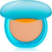 Shiseido Sun Foundation base compacta resistente à água SPF 30 tom Medium Ivory 12 g