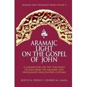 Aramaic Light on the Gospel of John, Paperback/Dr Rocco a. Errico